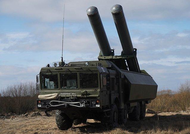 「稜堡」岸防導彈系統