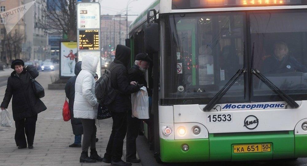 俄罗斯拟在公交系统引入人脸识别