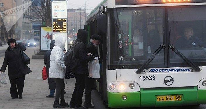 俄羅斯擬在公交系統引入人臉識別