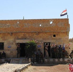 最近一周内2500人从叙伊德利卜冲突降级区撤离