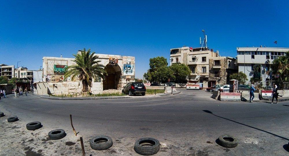 叙利亚首都大马士革