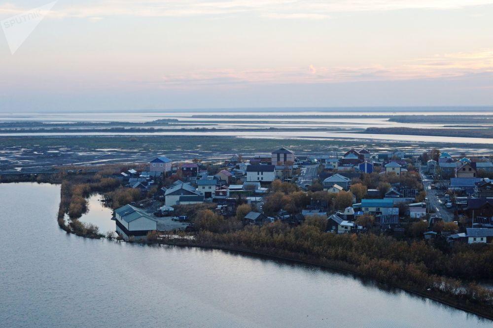 薩列哈爾德:北極圈內唯一城市