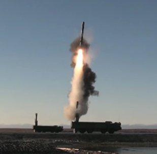 """""""棱堡""""岸基反舰系统在北极发射超音速导弹视频曝光"""