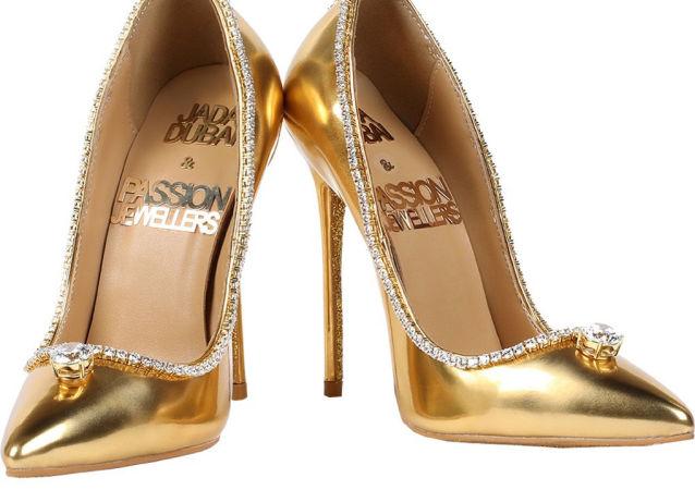 迪拜將展出全球最貴鞋子