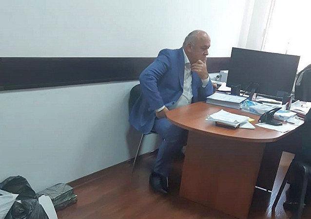 拉賈布·阿卜杜拉季波夫