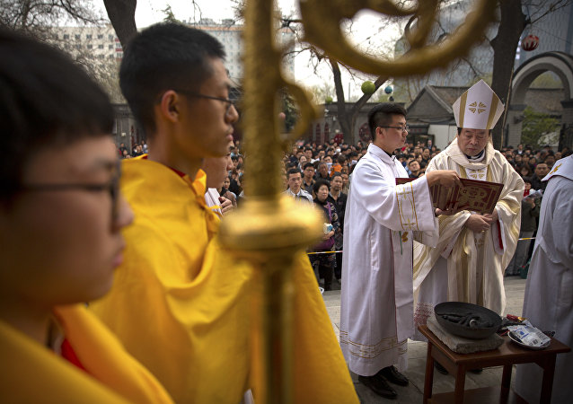 梵蒂岡與北京談判將做出怎樣的讓步?