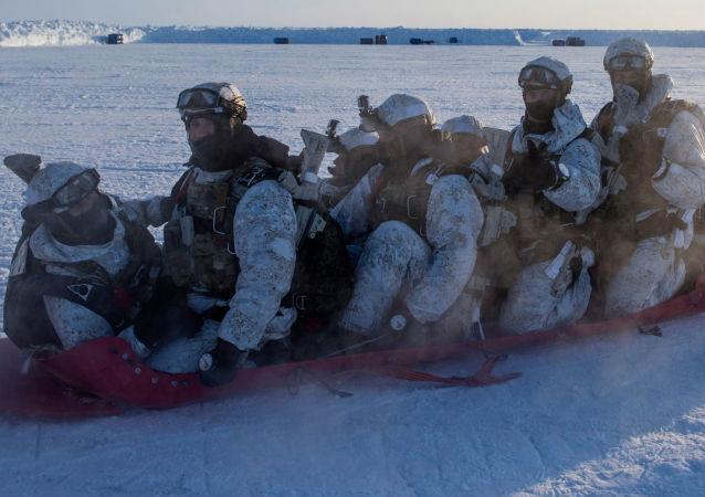 北极特种部队