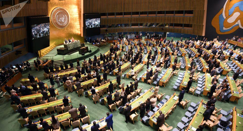 戈尔巴乔夫:联合国应当对美计划退出《中导条约》做出回应