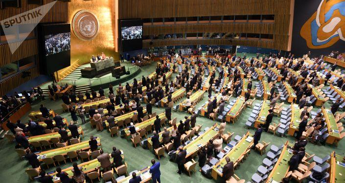 戈爾巴喬夫:聯合國應當對美計劃退出《中導條約》做出回應