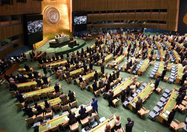 俄羅斯代表稱聯大活動可能在美國簽證醜聞之後改地舉辦