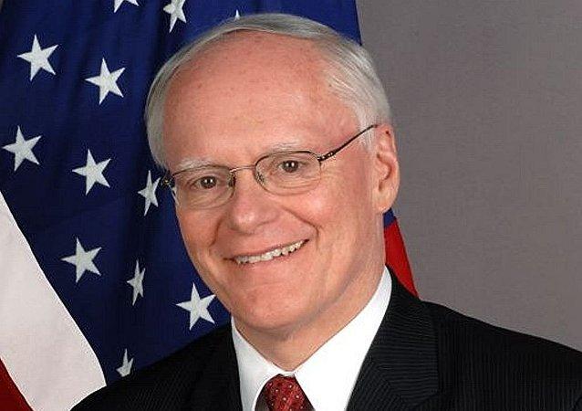 美国叙利亚问题特别代表詹姆斯∙杰弗里