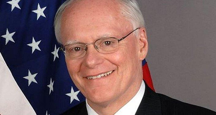 美國敘利亞問題特別代表詹姆斯∙傑弗里