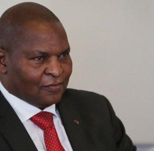 中非共和国总统图瓦德拉