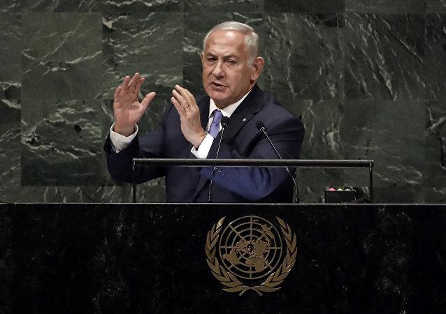 以色列總理呼籲聯合國秘書長促使對伊朗核設施進行檢查