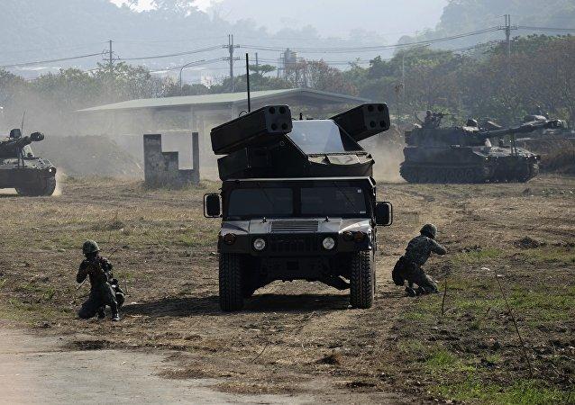 俄专家:美台正改变军事技术合作方式
