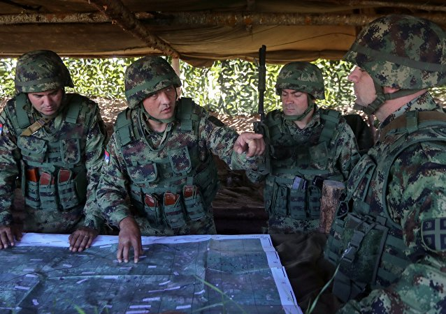 塞爾維亞軍隊