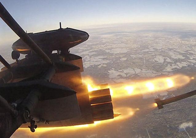 """俄军或于2019年列装最新型导弹""""穿甲枪手"""""""