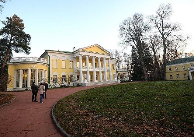 """莫斯科州""""列宁哥尔克""""博物馆"""