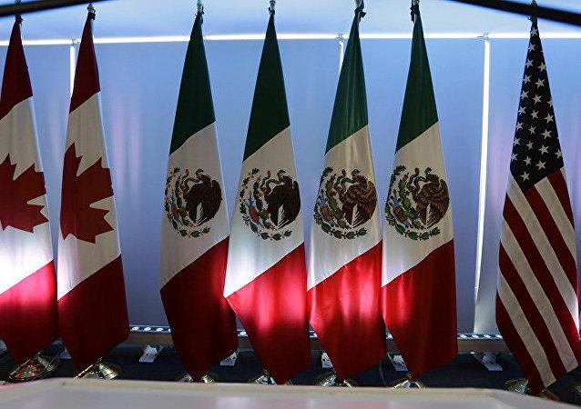 美加墨就自由貿易區問題達成協議