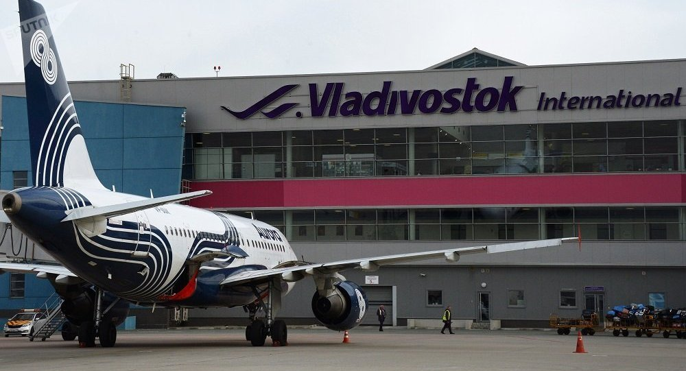 符拉迪沃斯托克機場(資料圖片)