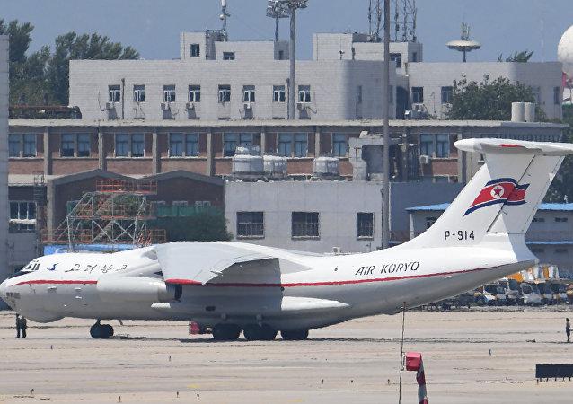 伊尔-76飞机