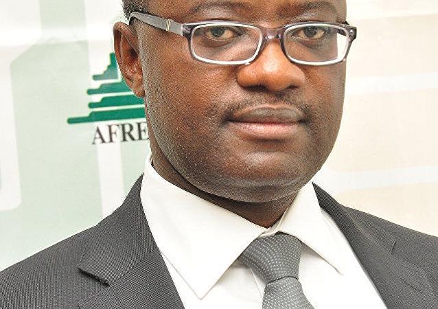 非洲进出口银行(Afreximbank)执行副总裁乔治•埃龙比(George Elombi)