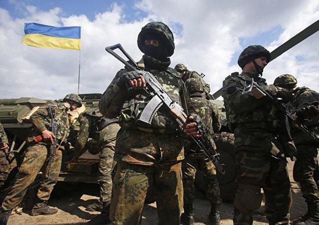 美军军官:乌军士兵缺乏专业技能