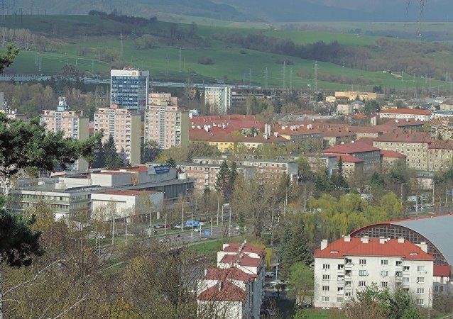 班斯卡-比斯特里察市