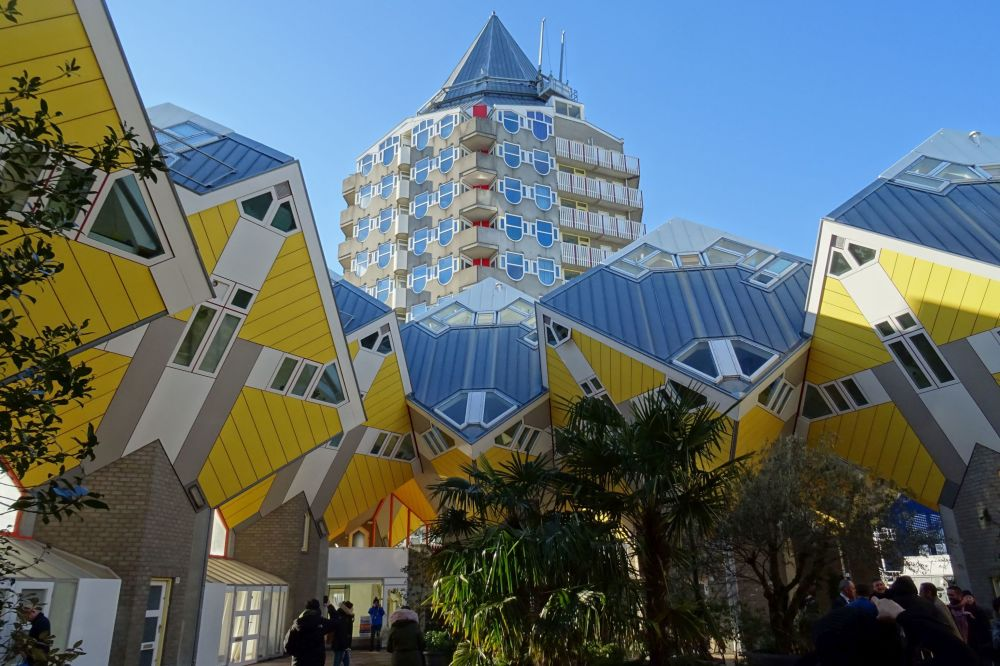 跳舞的房子和鸡蛋房:盘点全世界的建筑奇观