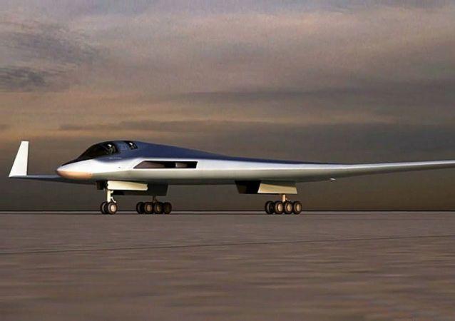 俄罗斯PAK-DA(远程航空兵未来航空复合体)