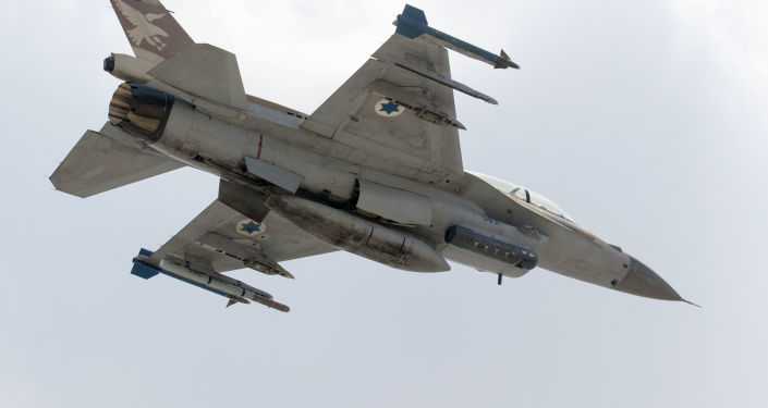以色列空軍 F-16 D