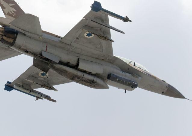 以色列空军 F-16 D