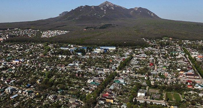 北高加索地區