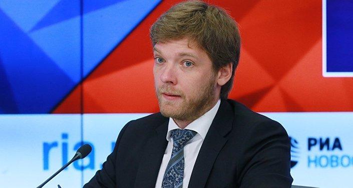 莫斯科出口中心總經理基里爾∙伊利喬夫