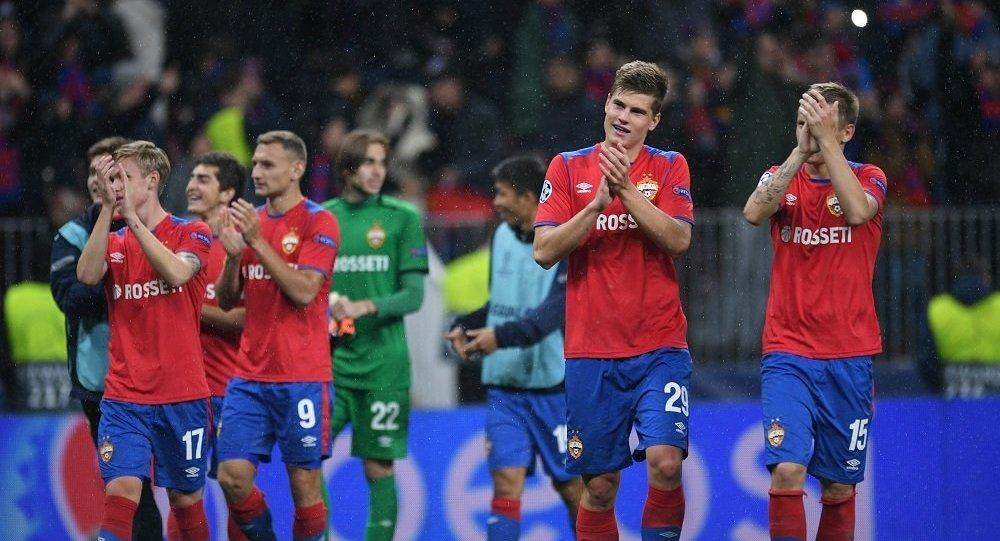莫斯科中央陆军队(CSKA)