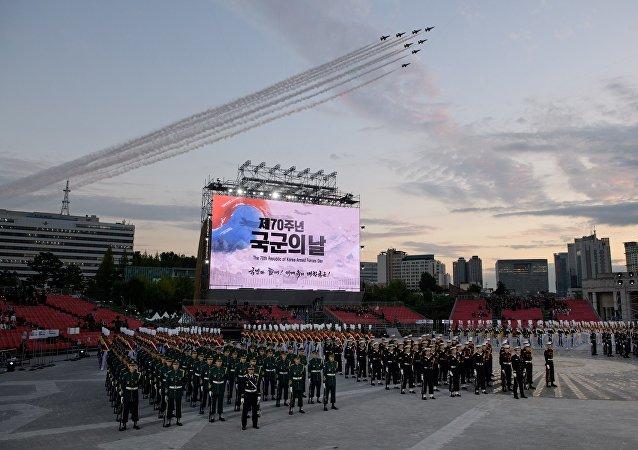 韓國今年用江南style慶祝建軍70週年