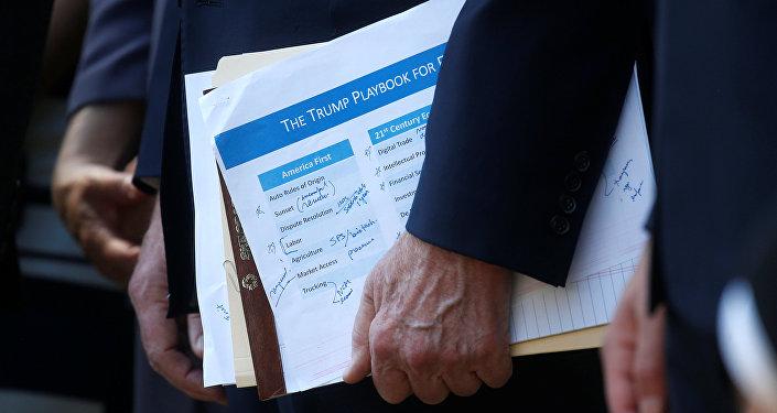 俄罗斯专家:美国企图建立全球反华经济联盟
