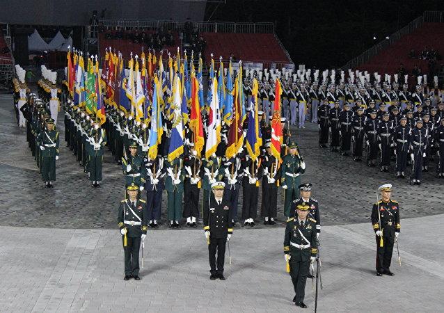 韩国武装力量