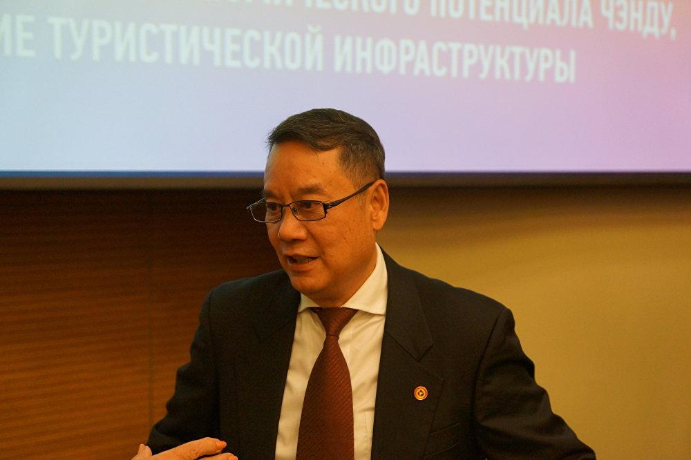 中国能源工程集团公司公司第一副总经理李阳