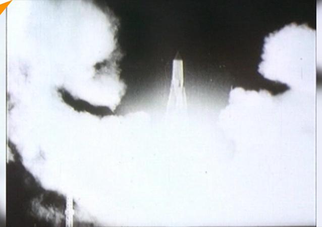 太空时代开启之日