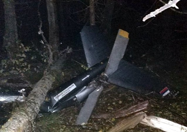 俄副总检察长在直升机坠毁事故中身亡