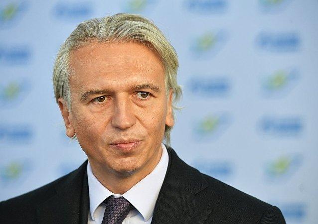 俄天然气工业石油公司总裁亚历山大·久科夫