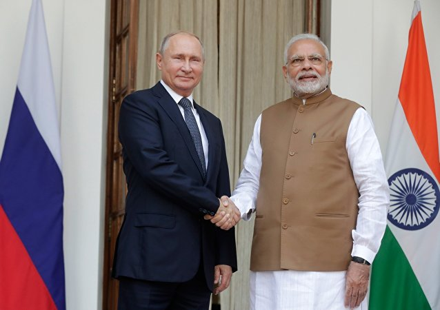 普京與莫迪電話討論反恐和全球問題