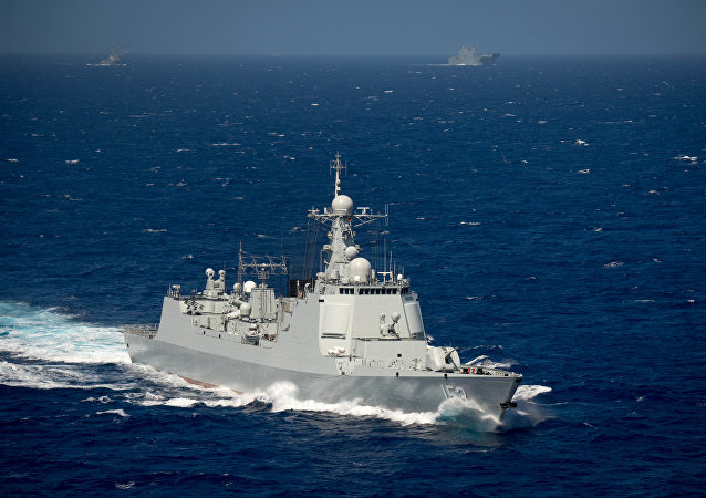 俄专家:南海局势是否会再次紧张?
