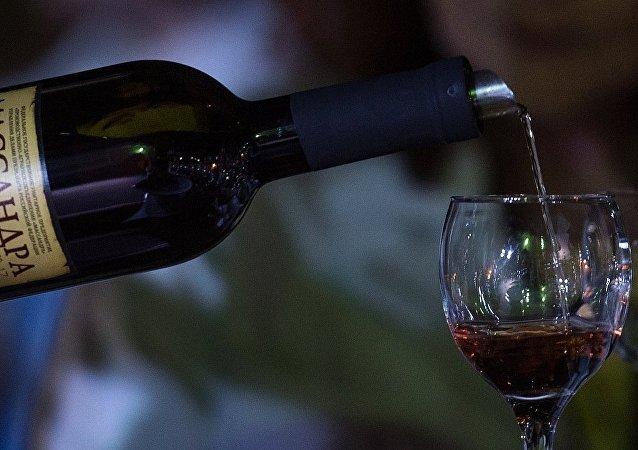 俄罗斯葡萄酒