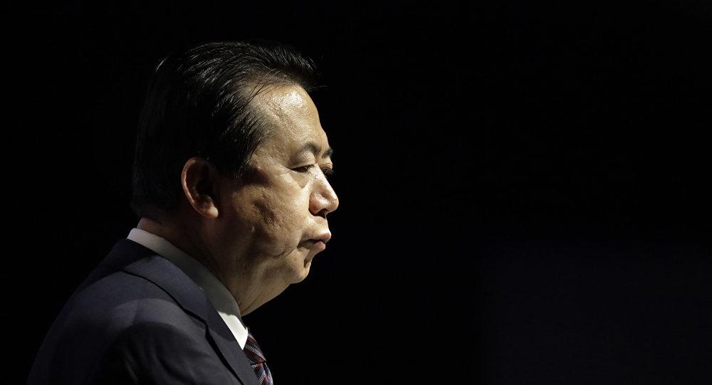 國際刑警組織秘書長將不會幫助調查孟宏偉失蹤事件