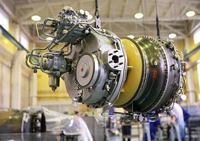 俄罗斯将生产新式飞机发动机替代进口
