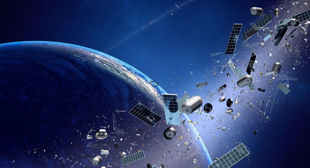 """俄""""联盟""""号火箭2020年将把日本太空垃圾清理卫星送上轨道"""