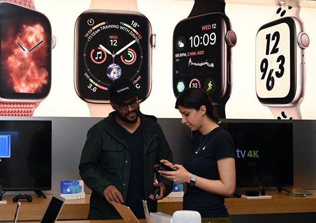 澳大利亚实行冬令时 新款苹果智能手表出问题