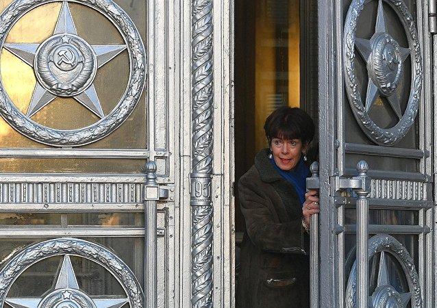 荷蘭駐俄大使瓊斯-博斯